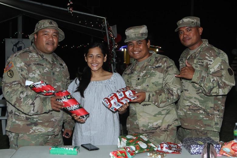 Spirit of giving continues at Saipan holiday fair