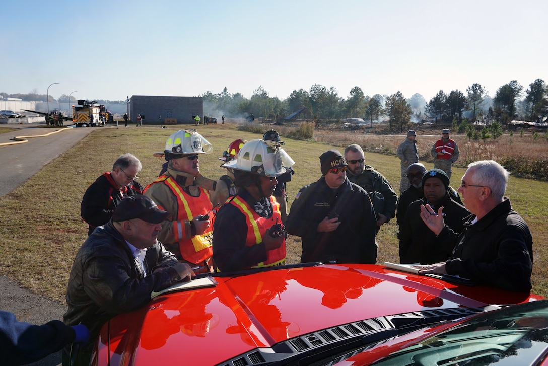 2018 Mass Accident Response Exercise