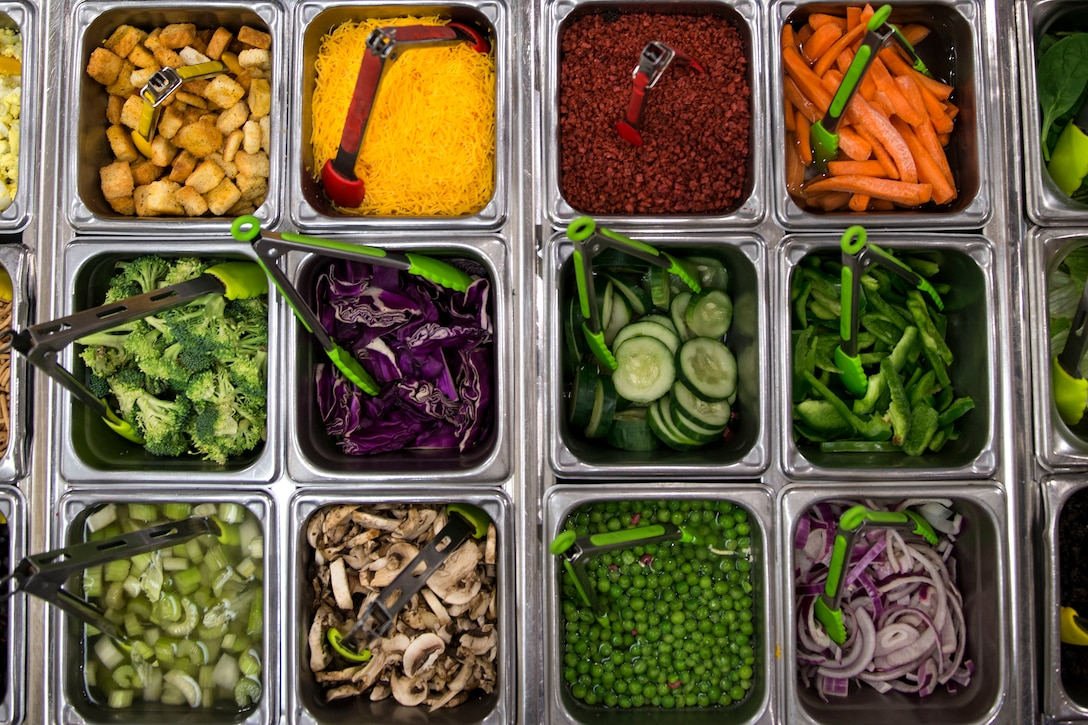 With increased evidence and recommendations by the American Cancer Society, the American Institute for Cancer Research, the Academy of Nutrition and Dietetics and the American College of Cardiology, plant based diets have become more popular.  (U.S. Air Force photo by Airman 1st Class Erick Requadt)