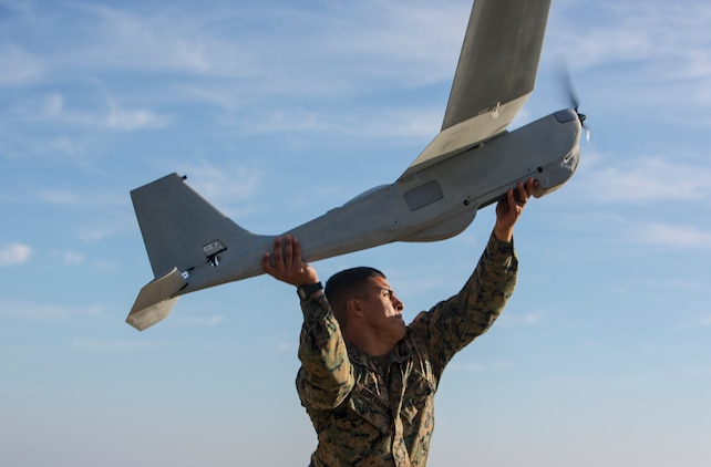 Operation Wild Buck: U.S. Unmanned Aircraft Systems proof of concept