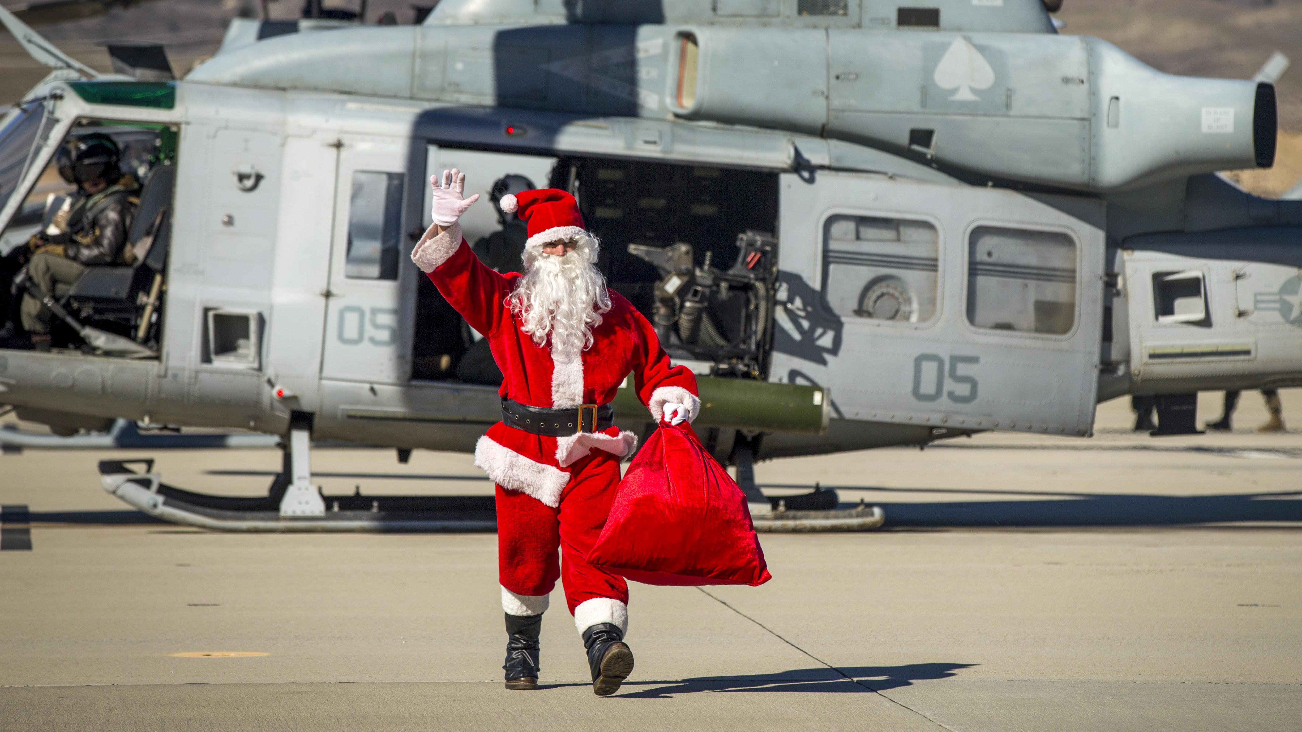 Pendleton Santa