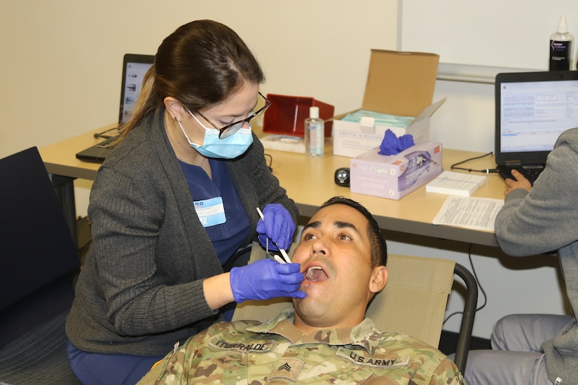 Sustaining Dental Readiness is priority Number One in the Caribbean