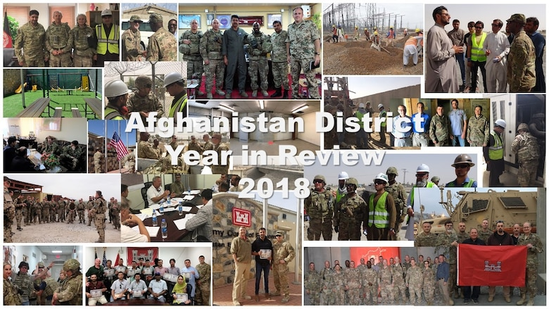 A sampling of the people, projects and progress from the Afghanistan District throughout the 2018 year.