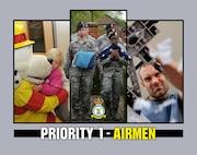 Priority 1 - Airmen