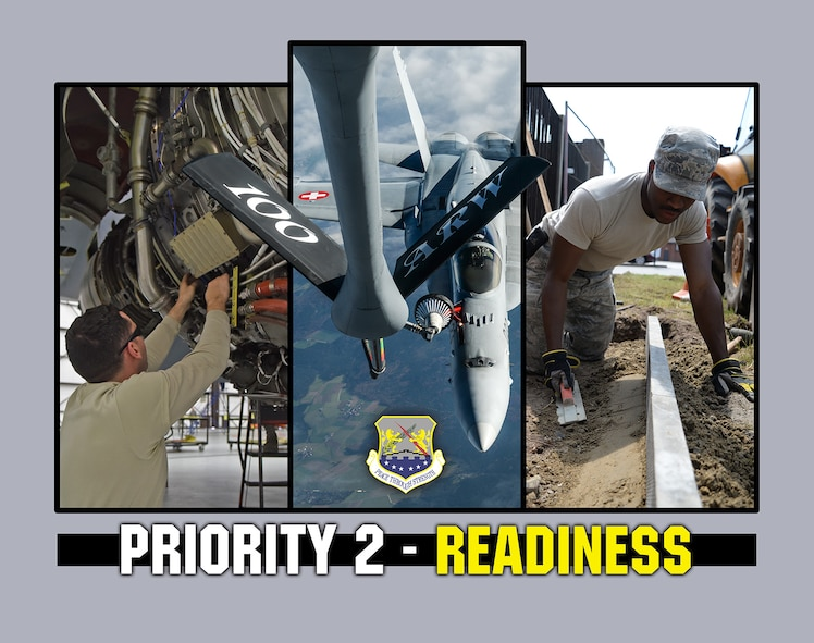 Priority 2 - Readiness