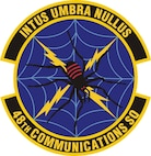 The 48th Communications Squadron 'Spiders' play an integral role in keeping the 48th Fighter Wing's web of communications systems up and running They provide service to approximately 5,500 users across 25 organizations. (U.S. Air Force official graphic)