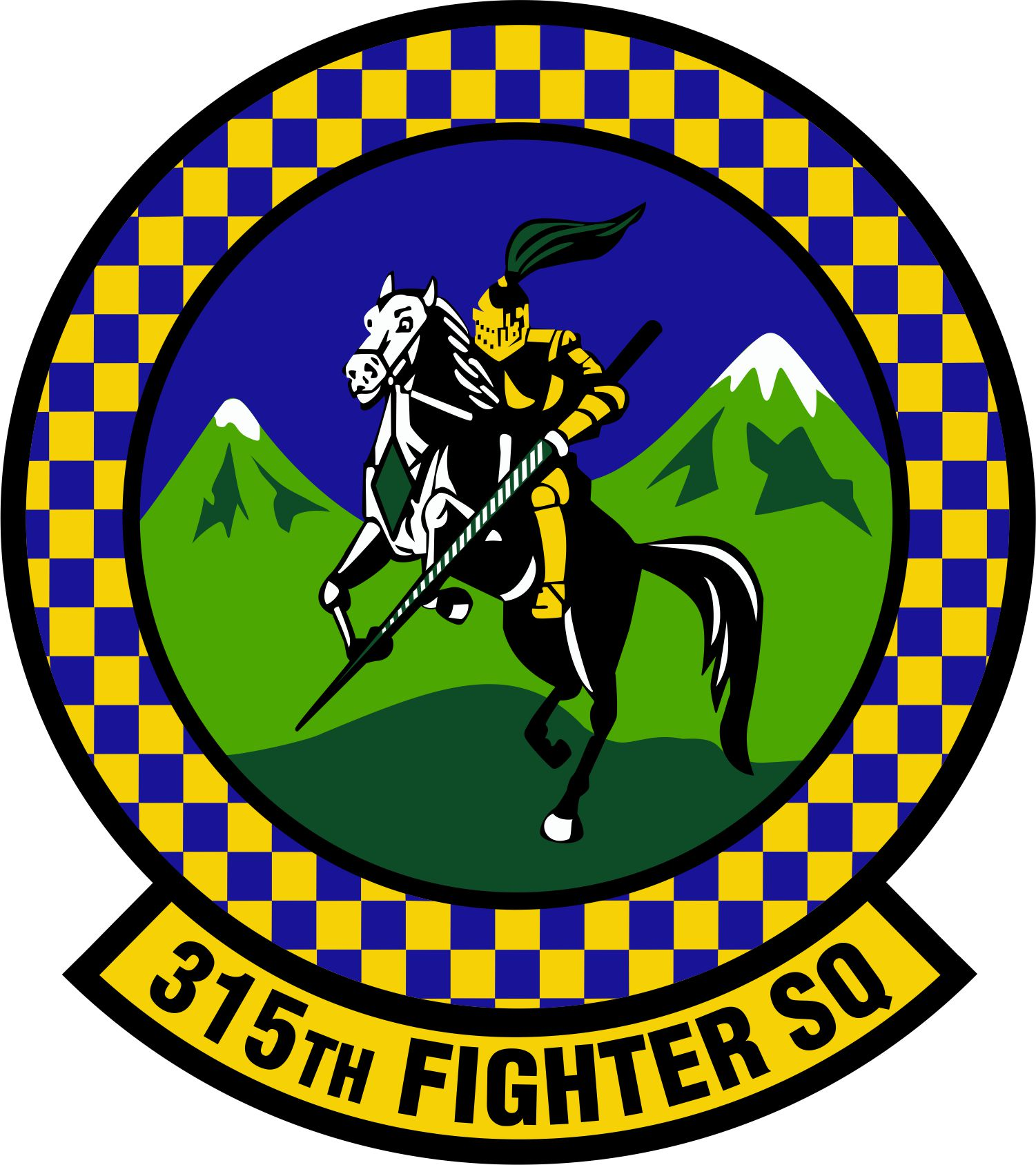 315 Fighter Squadron (ACC)
