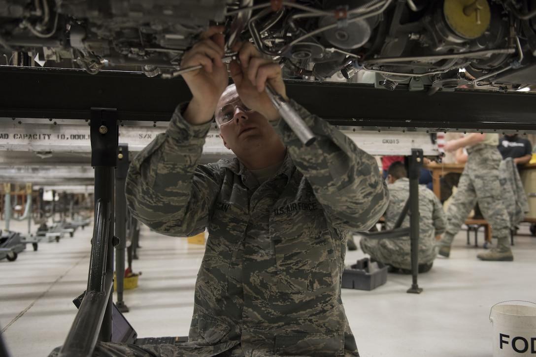 361st Training Squadron aerospace propulsion training