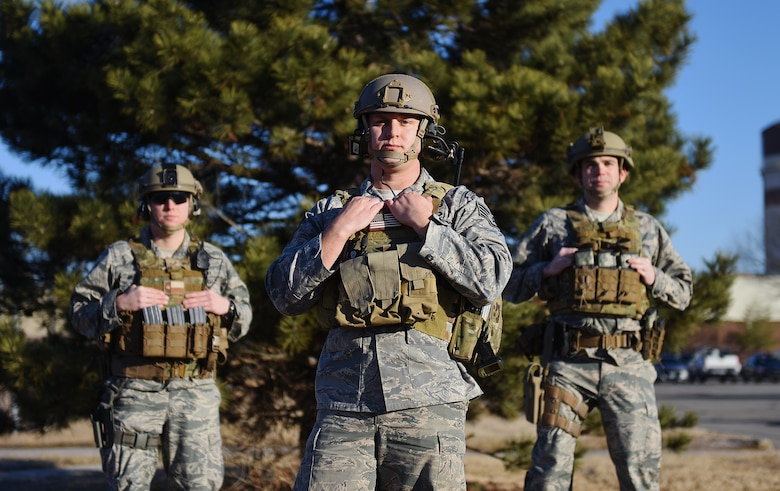 Special Operations training with Staff Sgt. Eddie Fore