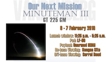Minuteman III Scheduled for Operational Test Launch