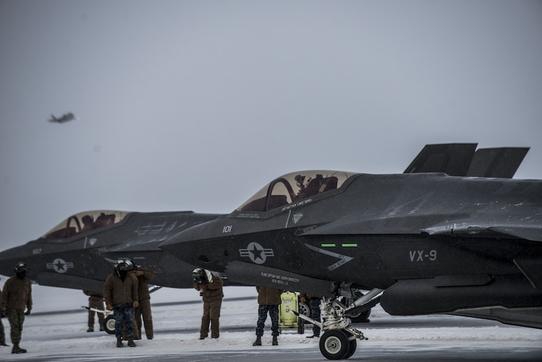 JOTT conducts F-35 pre-IOT&E cold weather testing at Eielson