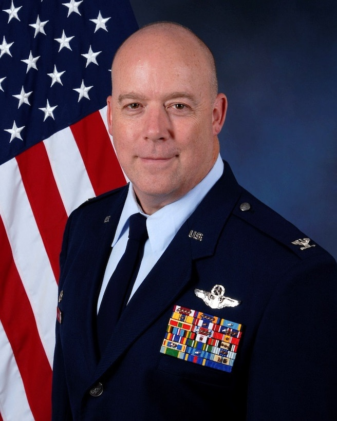 Col. Timothy Madden Bio Photo