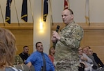 DLA chaplain offers insight on relationships, suicide, social media