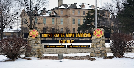 Fort Riley Garrison Headquarters