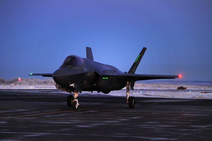 The Joint Strike Fighter Operational Test Team consists of Air Force, Marine and Navy personnel responsible for conducting and evaluating operational tests on the F-35.