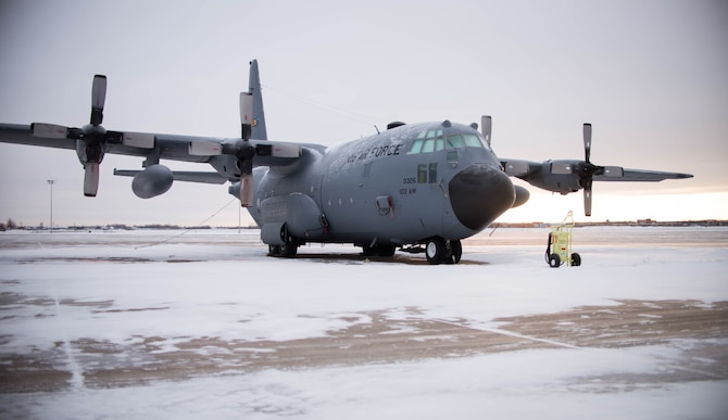 C-130 Static Display will Honor 914th Airlift Legacy