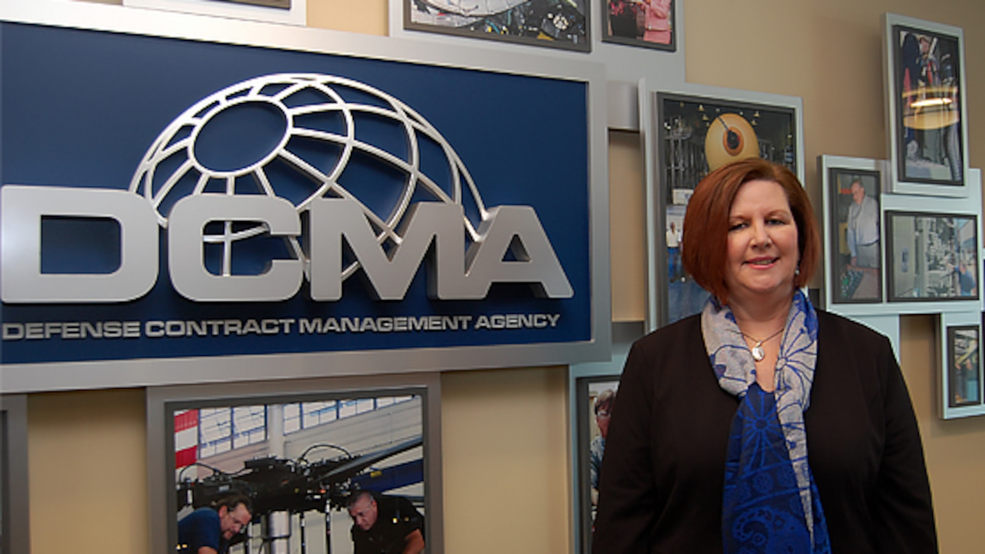 Jacqueline Meadows is a contracts and cost price supervisor at Defense Contract Management Agency Lockheed Martin Dallas. She participates on a capability board within the agency's Business Capabilities Framework. There are 11 capability boards within three overarching capabilities — primary, integrating and enabling — that incorporate multifunctional expertise across DCMA. (DCMA photo by Tonya Johnson)