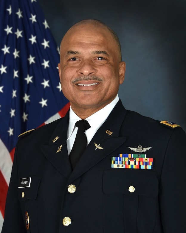 80th Training Command Chief Warrant Officer, CW4 Phillip M. Brashear