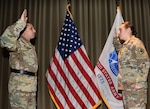 Distribution's Lewis promoted to lieutenant colonel