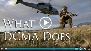 An overview of the roles and responsibilities of the Defense Contract Management Agency.