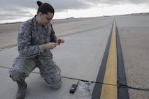 Airfield management keeps flight line mission ready