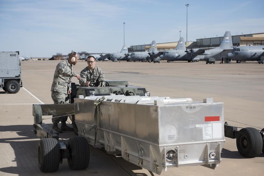 363rd TRS Armament training