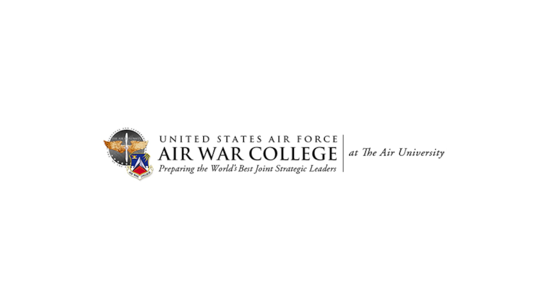 The United States Air Force Air War College is the senior Air Force professional military school.