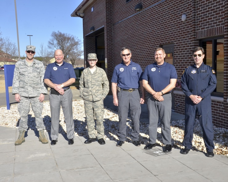 Civil Air Patrol Flies With 117 ARW