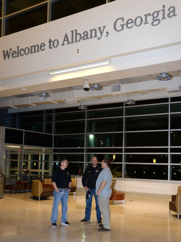 MCLB Albany Marine returns from first deployment