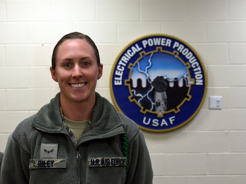 A1C Rachel Riley Airman Spotlight