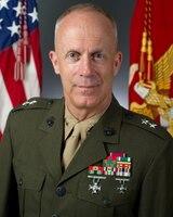 Major General Partick J Hermesmann