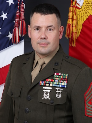 Inspector-Instructor Sergeant Major, 3rd Battalion, 23rd Marine Regiment