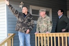 Fort Riley, Kickapoo Tribe celebrate Operation Walkiing Shield partnership