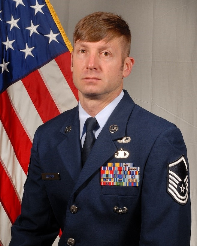 Master Sgt. William J. Defoor, with the 238th Air Support Operations Squadron, was selected for the Charles L. Sullivan Award.