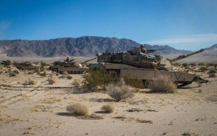 1st Tank Battalion