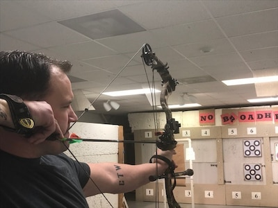 180201 A LF500 0003 - Soldier Takes Aim Toward DoD Warrior Games and Beyond