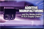 Additive manufacturing, also called 3D printing, gives DLA new options for keeping certain parts available.