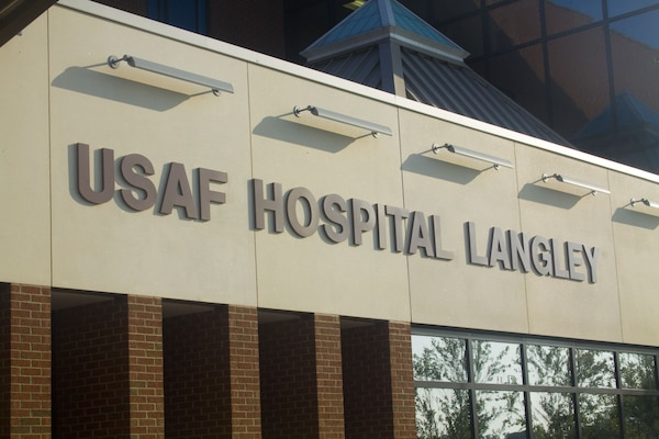 The Langley Air Force Base Hospital will be receiving a $52 million addition, which will bring all patient services under one roof.