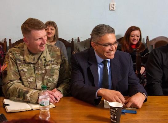 PTSD conference in Ukraine