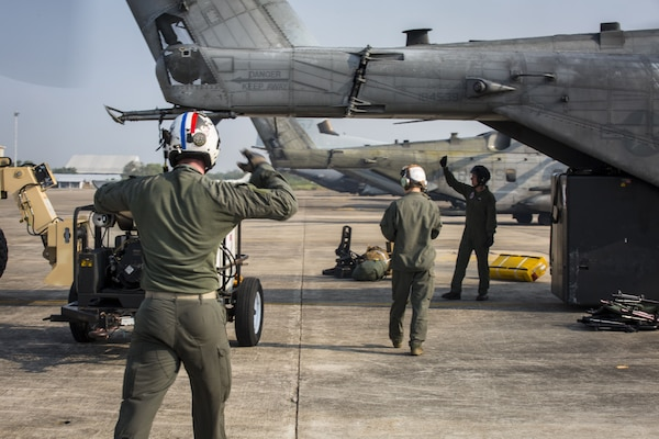 1st MAW arrives to Thailand in support of CG18      AddThis Sharing Buttons