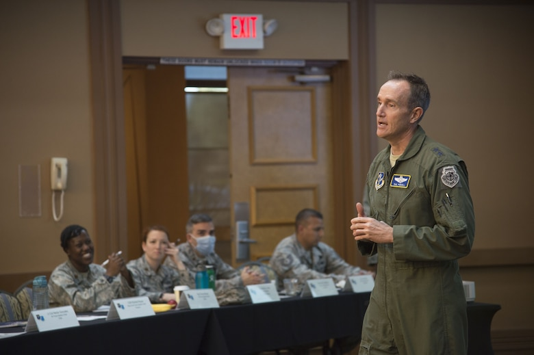 12th Air Force (Air Forces Southern) Air Force Section Chief Theater Security Cooperation workshop