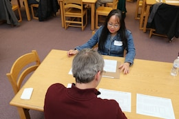 Middle East District provided several volunteers to the annual MATHCOUNTS competitions in Winchester, Va.