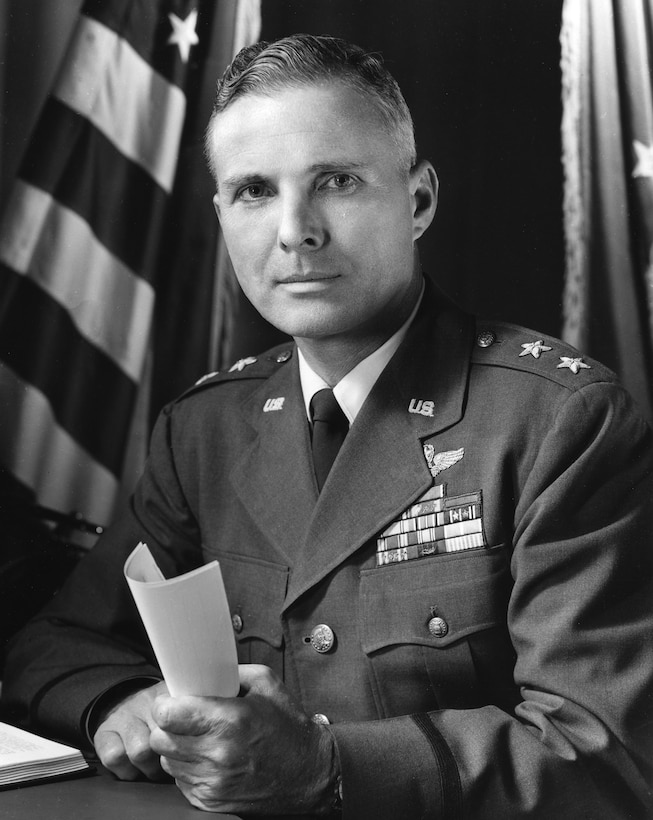 Maj. Gen. John B. Henry, Jr.