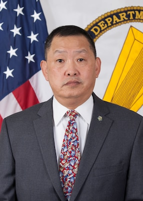 David Kim official photo