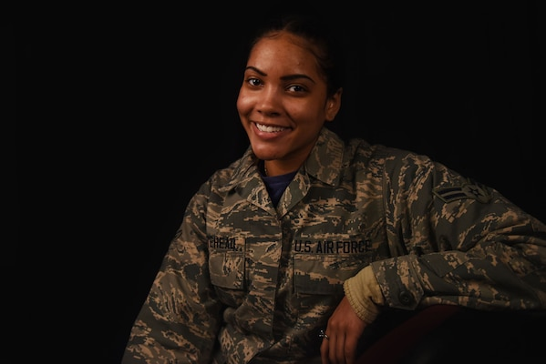Ohio Airman discusses African American History Month