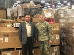 Oklahoma City distribution center hosts Disposition Enterprise Rotation Program participant