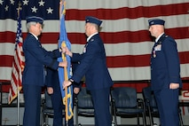 Change of Command Ceremony