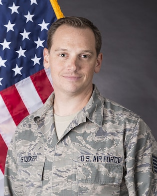 Tech Sgt. Seth Stucker