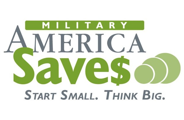 Military Saves Week graphic