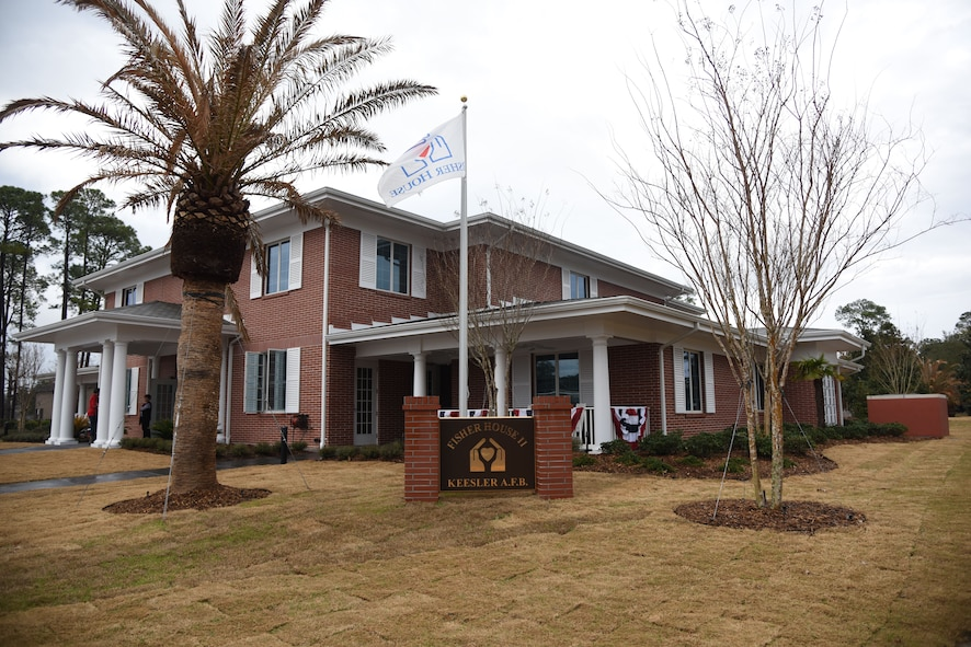 Keesler Opens 2nd Fisher House